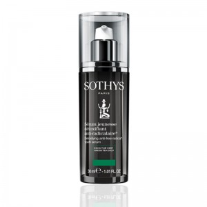 SOTHYS Serum detoksykujące - Detoxifying anti-free radical youth serum