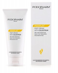 PODOPHARM Krem do stóp z colostrum